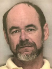 Stephen Crawford, who was the prime suspect in a 1974 killing, is seen in a 1992 mugshot after a theft arrest. Crawford killed himself Thursday as detectives knocked on his door to serve a search warrant. (Courtesy Santa Clara County Sheriff)