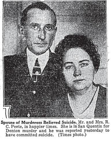 Mr & Mrs Peete